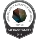 World's Most Attractive Employers Top 50 - 2014