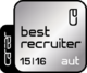 Carrer's Best Recruiters 2015|16