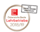Great Place to Work Lehrbetriebe 2018/19
