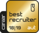 Career`s best recruiter 2018/19