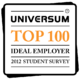 Universum Top 100 Employers