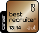 Career`s best recruiter 2013/2014