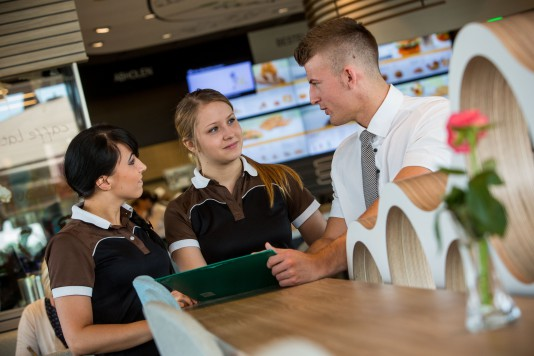 Management Trainee Programm McDonalds