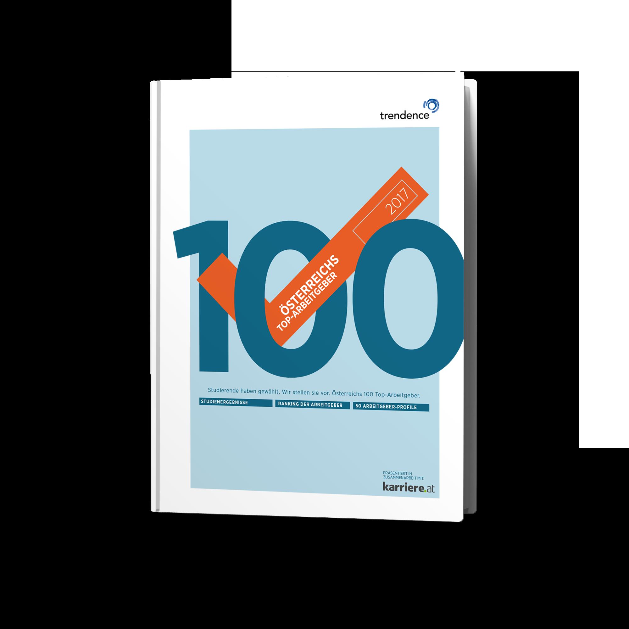 63474e95c17f1d Österreichs 100 Top-Arbeitgeber – Erste Ausgabe des Karriereratgebers für  Studierende erschienen