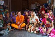 Soziale Projekte: Fellowship in Indien