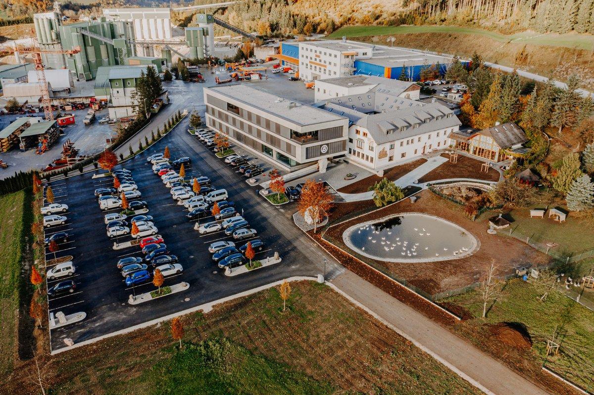 neue Firmenzentrale - erbaut 2020