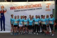 "Vinzenz Gruppe beim ""Business Run 2015"