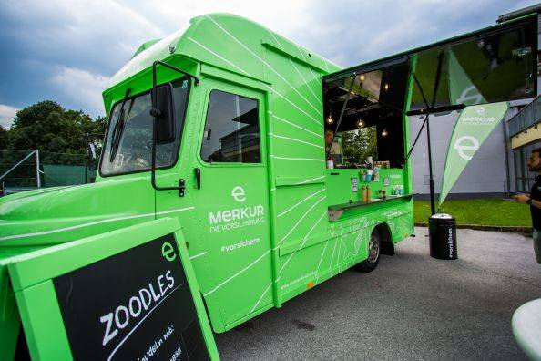Merkur Foodtruck