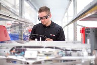 TGW Smart Glasses- Neue Technologie für Service-Techniker