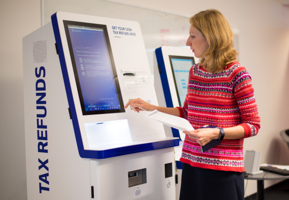 Seeing things from our customer´s perspective - testing self-service Kiosk