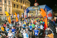 "Laufevent ""Sparkasse OÖ City Night Run"""
