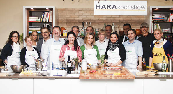 RECA - Cooking - Kochevent