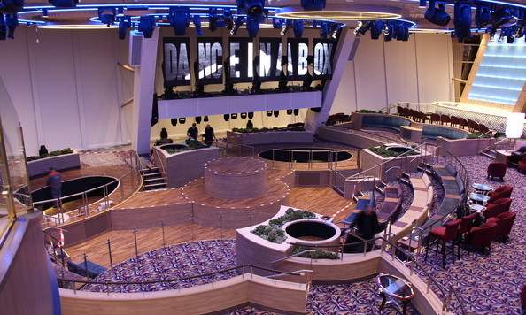 Schiff Ovation of the Seas, Royal Caribbean Cruise Liners