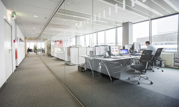 Waagner-Biro Stage Systems – Office Wien