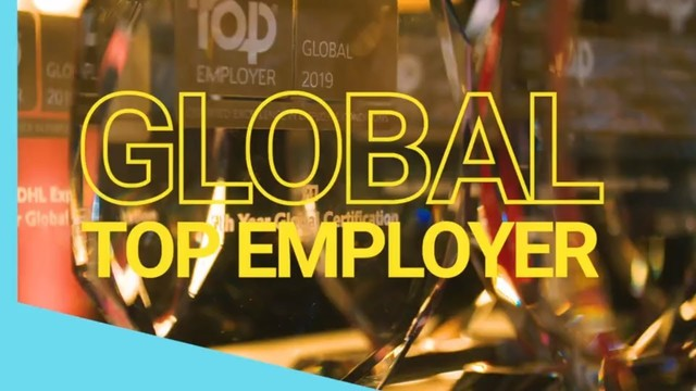 We're a Global Top Employer!