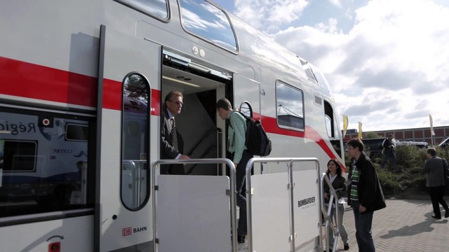 InnoTrans 2014 - Impressions from our outdoor stand