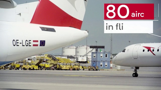 60 years Austrian Airlines